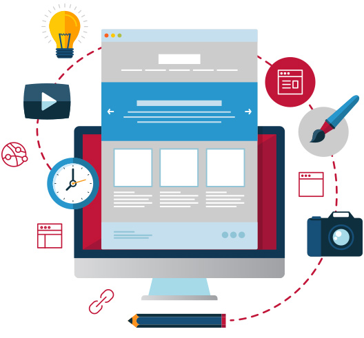 web design services - Tips to Develop an Easy-to-use Website